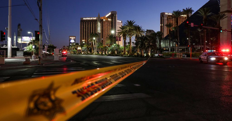 Two Videos That Prove The FBI Is Lying About The Vegas Massacre