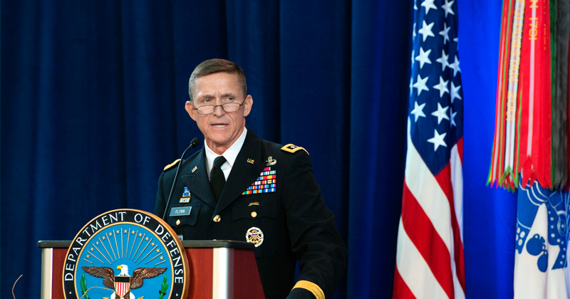 Flynn Charged For Lesser Crime While Clinton Remains Free 071116flynn
