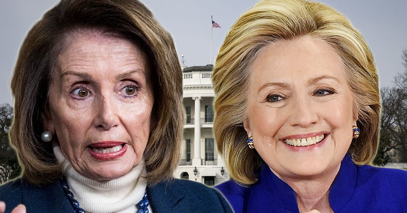 Roger Stone Warns of Deep State Coup to Install Pelosi Then Hillary as President